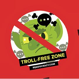 trolls free sticker